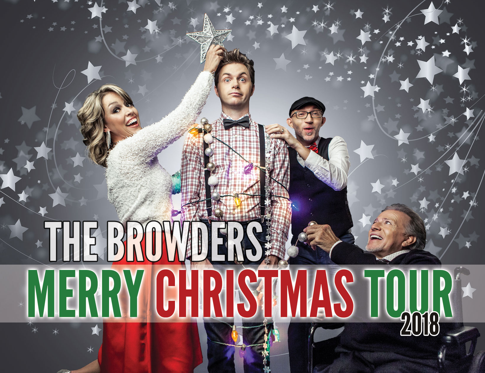 Browder Christmas Tour
