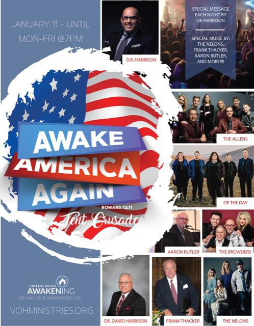 Awake America Again