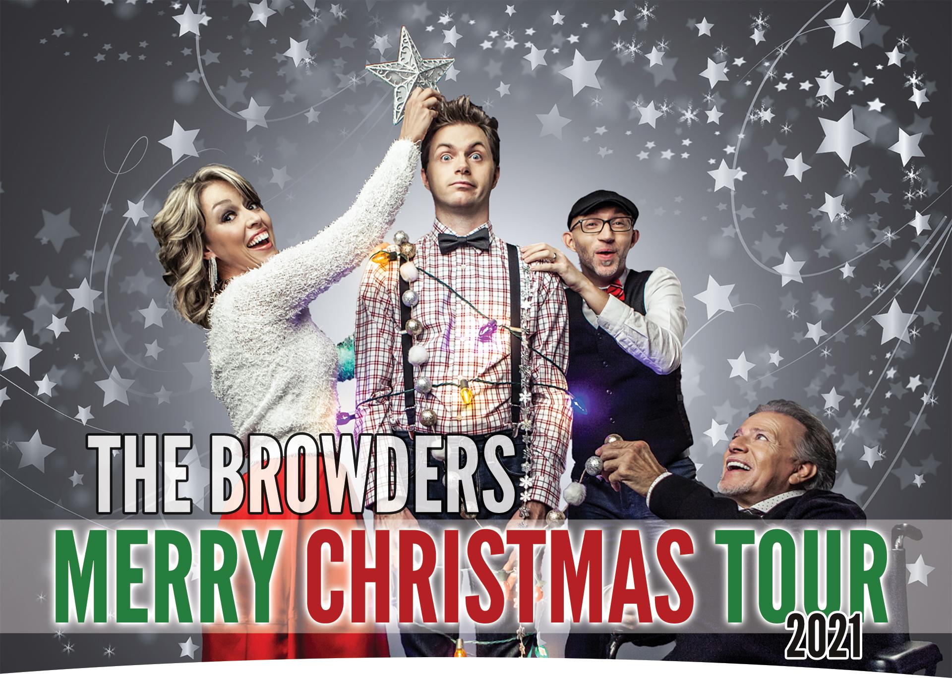 Browders Christmas Tour